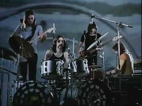 Pink Floyd - Live at Pompeii 1971 - Celestial Voices flv