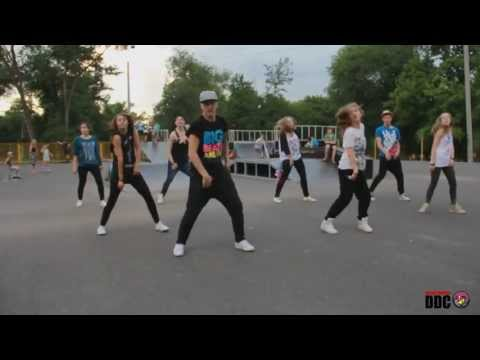 Justin Bieber -- Beauty And A Beat choreography by Artem Hizhnyak | Talant Center DDC