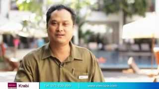 Leisure Access Mercure Krabi Deevana - YouTube.flv