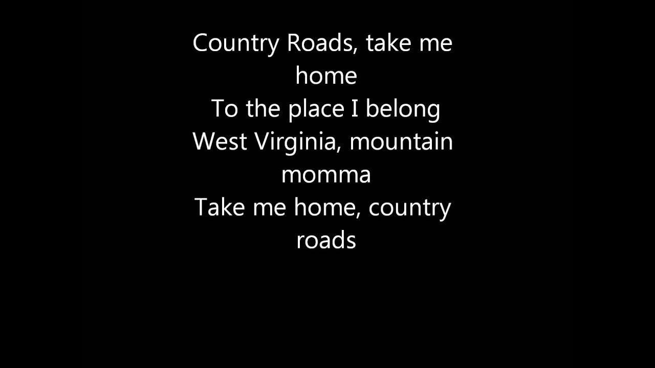 Image Result For Take Me Home Country Roads John Denver
