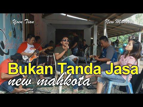 Free Download Bukan Tanda Jasa  Enak Banget Lagunya Voc Zacky New Mahkota Latihan Mp3 dan Mp4