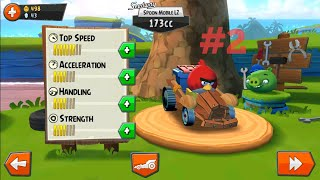 Angry Birds GO #2: Kart Upgraded