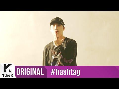 #Hashtag(해시태그): #GUN(샵건)_BEEP (PROD. BY GIRIBOY) (Feat.Crucial Star)