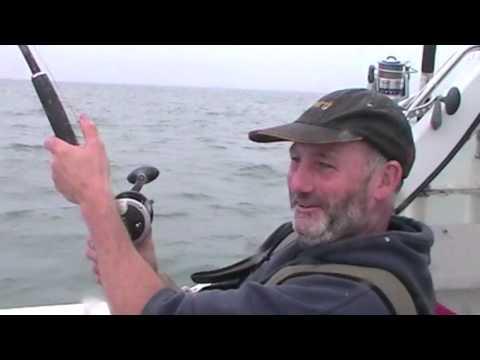Skate Fishing Trip~ Leslie Glasgow