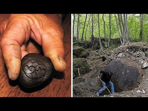 5 Mystérieuses Découvertes Archéologiques !