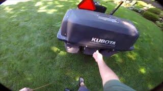 Dixie Chopper - Kubota BX2370 and GCK60-26BX Bagger Storage