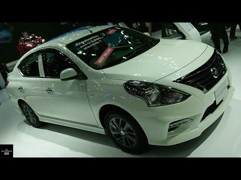 พาชม 2018 Nissan Almera 1.2 E Sportech ภายนอก ภายใน