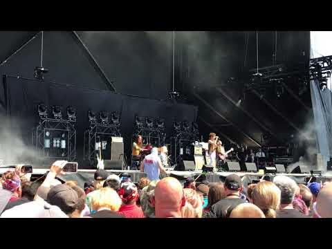 Greta Van Fleet - Flower Power - Live...
