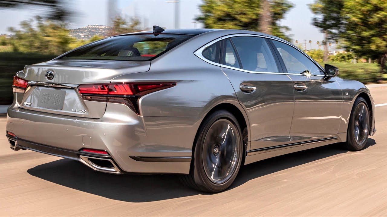 2021 Lexus Ls 500 F Sport Sophisticated Fast Luxury Sedan Youtube