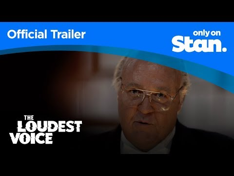 The Loudest Voice   OFFICIAL TRAILER   Only on Stan.