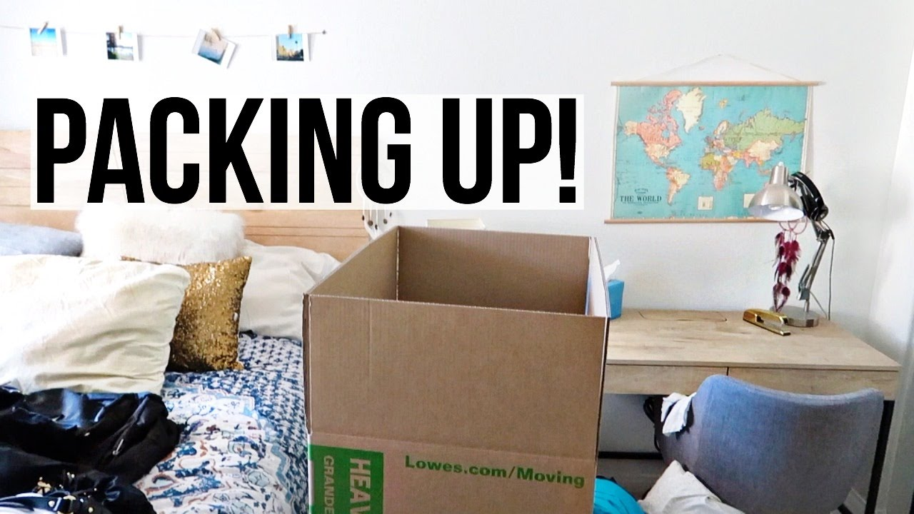 Packing up my room last night in the apartment youtube - Who was in my room last night live ...