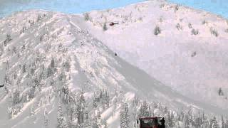 Daisy Bell at Baldface Lodge:  Control work on Nate's Knob Thumbnail