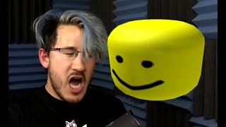 Markiplier rages over Roblox Obby