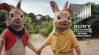 PETER RABBIT – On Blu-ray Combo Pack & Digital