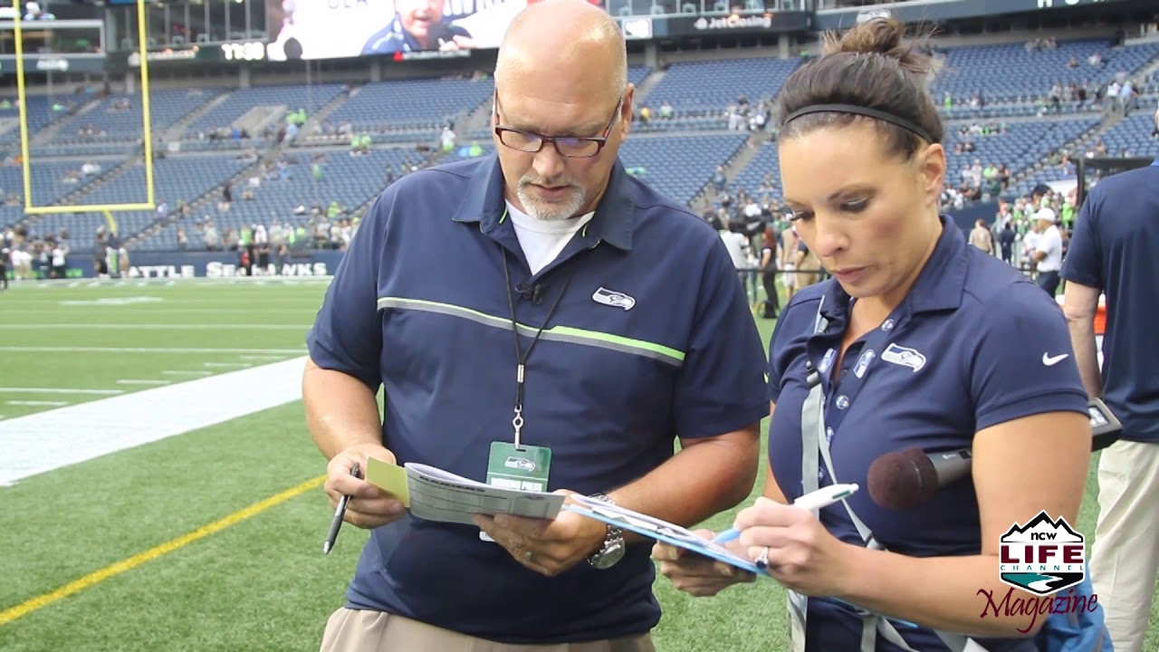Broll Eric Producing Seahawks Radio 2019-11-20