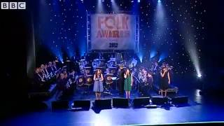 The Unthanks - King of Rome (2012 Folk Music Awards)