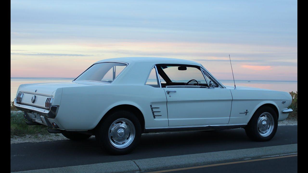 Rebuilding the Mustang