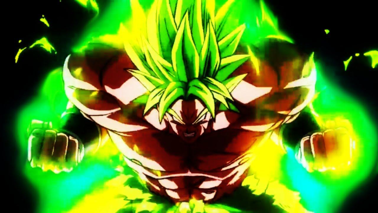 Dragonball Super Broly German Sub