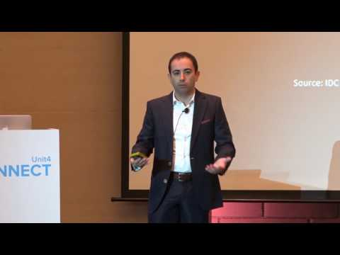 Unit4 Asia Pacific Connect Conference 2016 - Digital Transformation: The Imperative to change