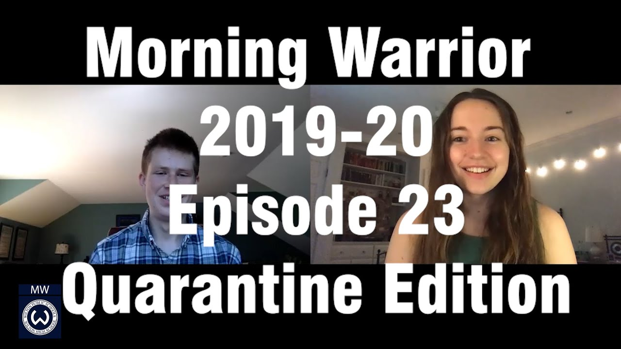 Morning Warrior 2019-20 Episode 23