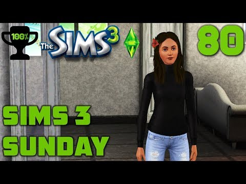 A Wedding, A Pregnancy And A Lot Of Cake - Sims Sunday Ep. 80 [Completionist Sims 3 Playthrough]