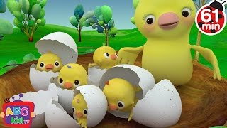 Five Little Birds | +More Nursery Rhymes & Kids Songs - CoCoMelon