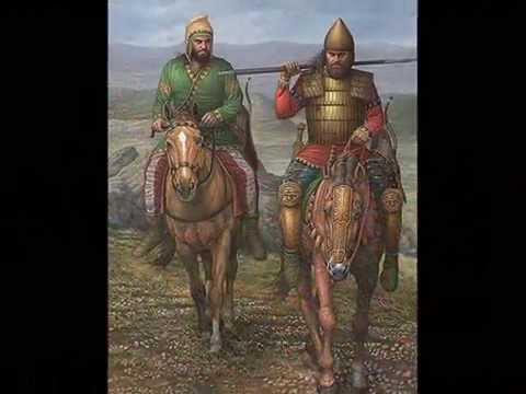 Scythians and Sarmatians (Iranian Peoples)