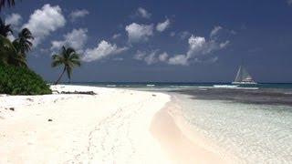 Soothing Music & White Sand Beaches