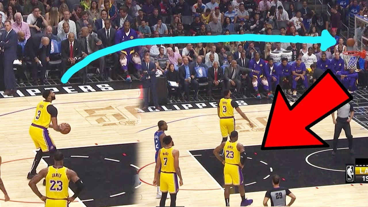 They Lied To You About The Anthony Davis Lebron James Duo Ft Los Angeles Lakers