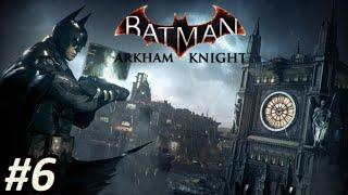 BATMAN ARKHAM KNIGHT - Episodio 6: Una vieja conocida || Serie / Gameplay en Español