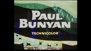 Walt Disney's Paul Bunyan Theme Music