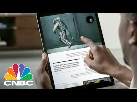 Apple Has High Hopes For IPad Pro | Tech Bet | CNBC