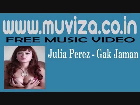 Julia Perez - Gak Jaman (Single Lagu Dangdut 2016)