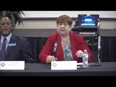 UPCCA 2016 Fall Candidate Forum - Q & A Part 2 and Closing Statements