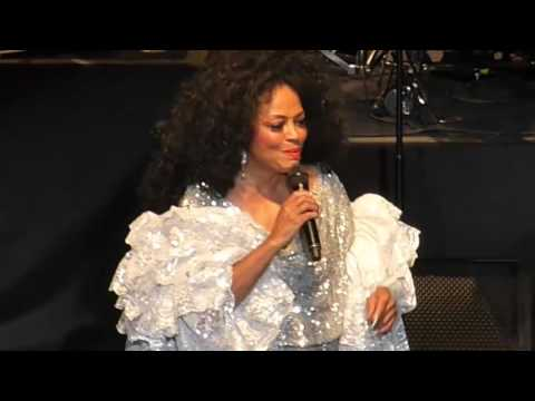 Diana Ross -  Live Medley Montage - Do You Know/Ain't No Mountain