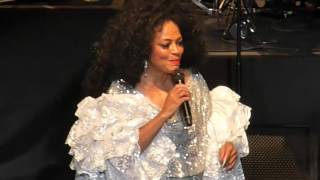 Diana Ross -  Live Medley Montage - Do You Know / Ain't No Mountain
