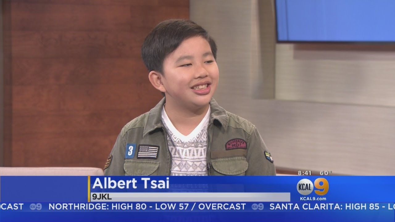 Download Star Albert Tsai Discusses Role In New CBS Comedy '9JKL'