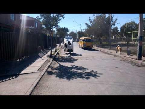 Taxi Bici Solar - Solar 3 - Video 1