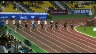Darvis Doc Patton - 10.11 - Doha Diamond League 2012