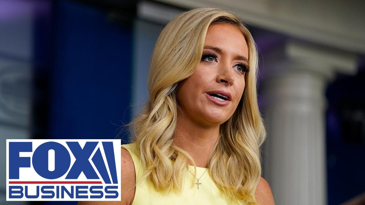 Kayleigh McEnany just one-upped Sean Spicer