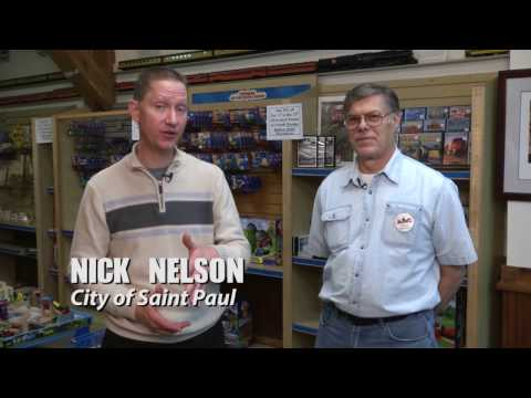 Tour the Twin City Model Railroad Museum!