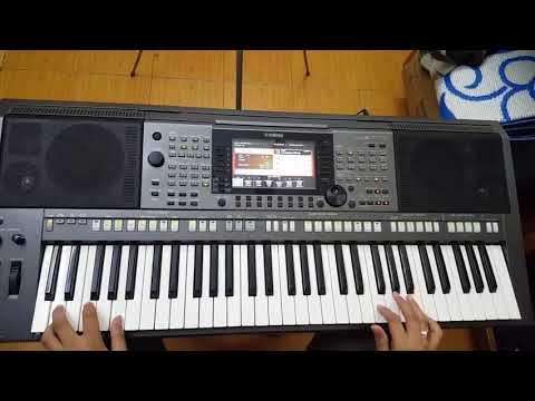 sayonee from junoon azadi top view keyboard cover by pavan vinay