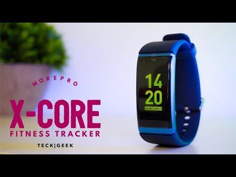 MorePro X-Core Fitness Tracker Hands-On & Unboxing..!