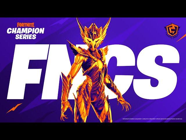 Fortnite Champion Series C2 S6 Qualification 3 - EU (FR)