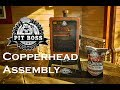 Pit Boss Copperhead Vertical Wood-Pellet Grill Assembly