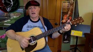 2311 -  Summer's End -  John Prine cover -  Vocals -  Acoustic Guitar & Chords