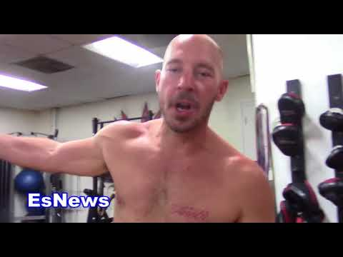 how do you answer people who say boxing is barbaric? EsNews Boxing