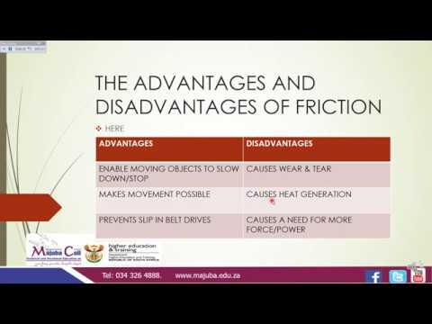 Download Engineering Science N3 (Friction - Part -1) - Ms. Z. F. Mazibuko