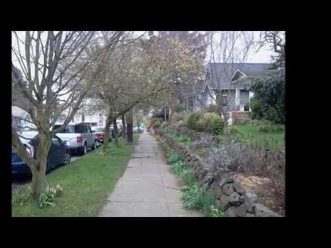 Seattle Walking Tour-Day 4- Greenwood, Green Lake and University of Washington