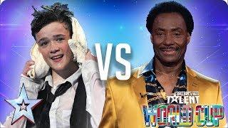George Sampson vs Donchez Dacres | Britain's Got Talent 2018